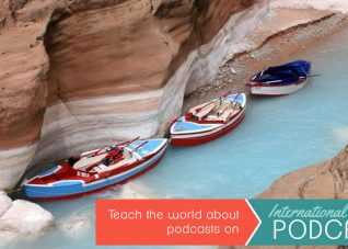 Podwrecked.com - Sailing into International Podcast Day Waters